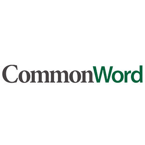 CommonWord Bookstore and Resource Centre logo